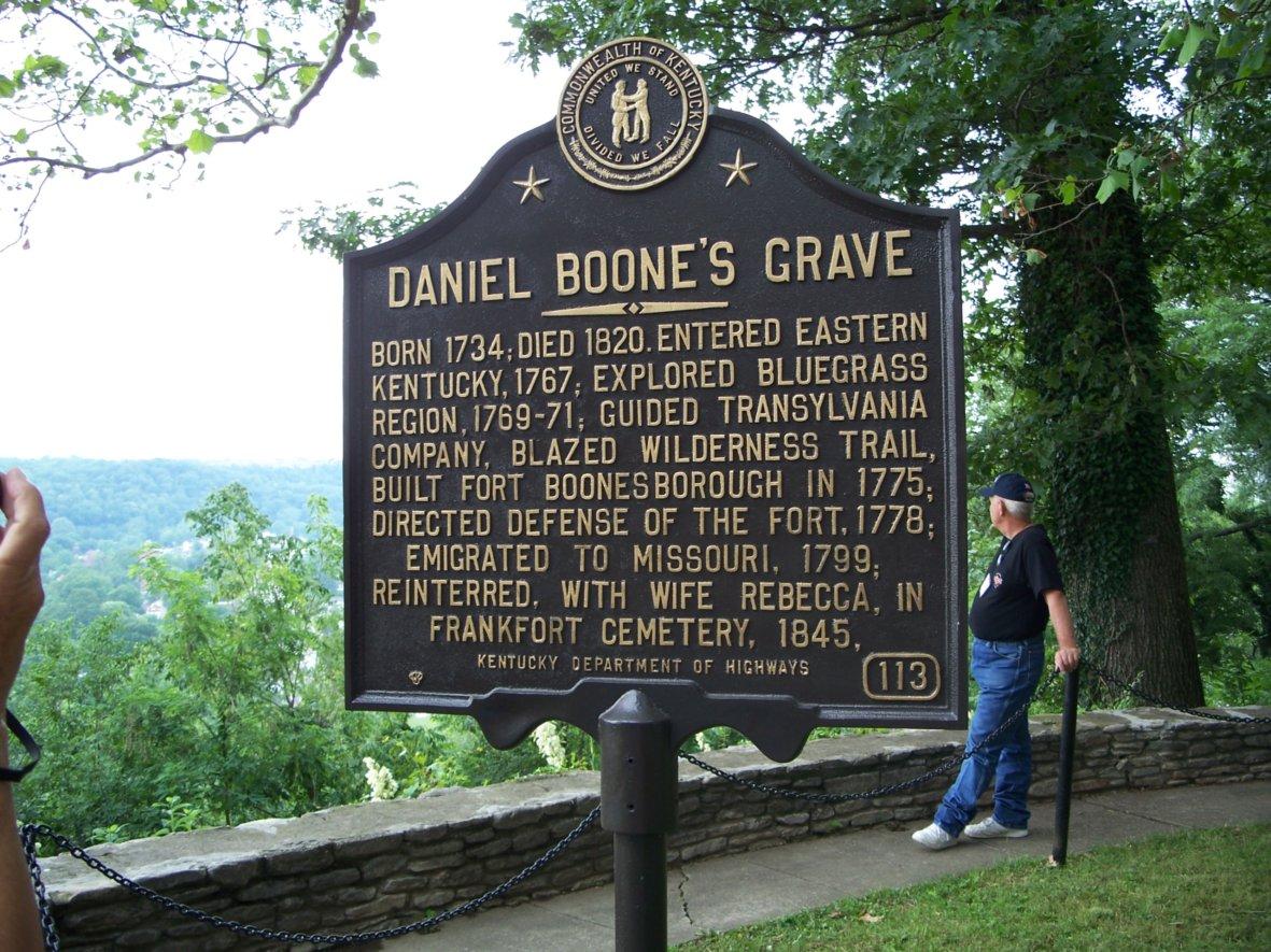 2008 Lexington KY Reunion – Boone Society